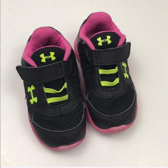 Under Armour Shoes   Toddler Girl No